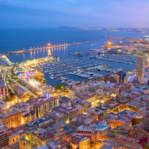 Alicante, Our Properties, City View