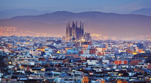 Barcelona I  Spain