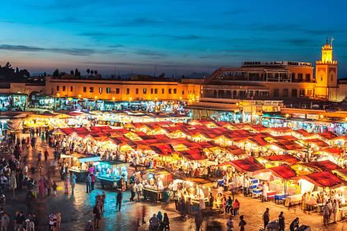 Marrakech I Morocco