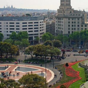 plaza-catalunya barcelona